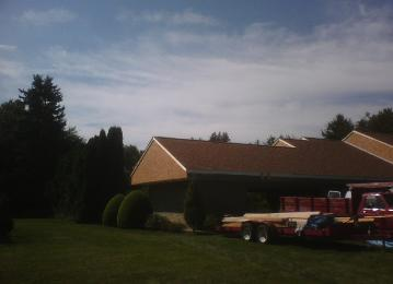 Flat Roof And Shingle In Johnstown Altoona Indiana Somerset Pa
