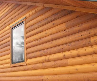 Vinyl Log Siding Rustic Submited Images